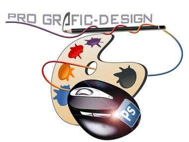 My logo - Pro Grafic-Design