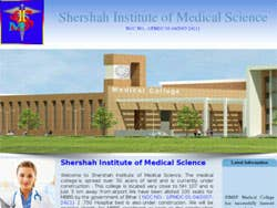 Shershah Institute of Medical Science