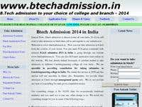 Online Btech Admission