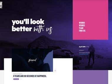 Website Design for FCINO