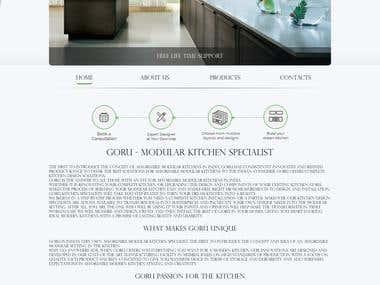 GORU - MODULAR KITCHEN SPECIALIST
