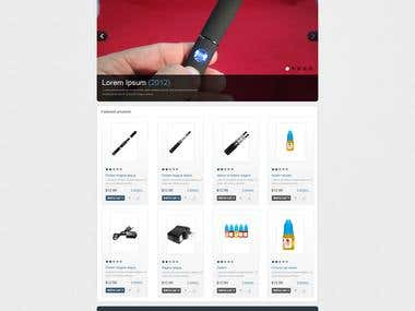 eCommerce Product Selling