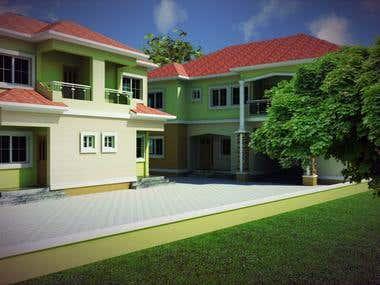Mini Estate Project