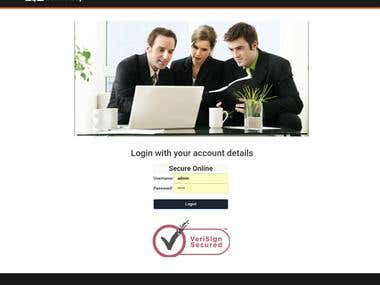 website for Sun Hills Bank Group