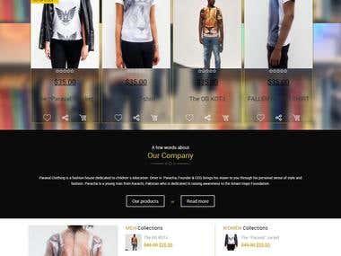 Pravel Clothing