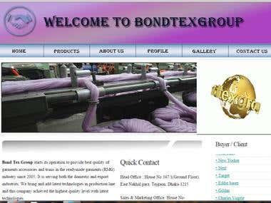 Bondtexgroup.com