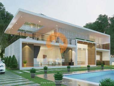 Exterior 3D Design