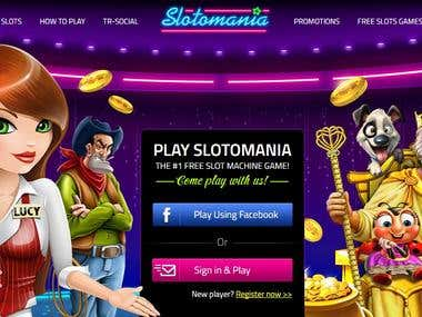 Solotomania Game testing