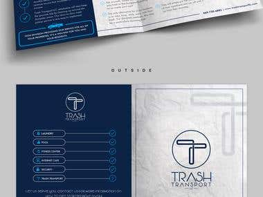 Trash Transport Brochure