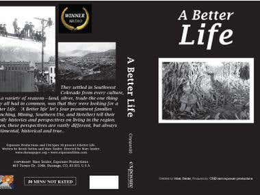 "DVD Cover ""A Better Life"""