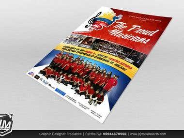 PJM Visual Arts' Poster Design