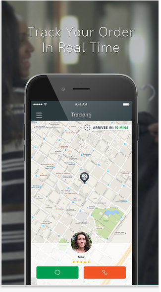 Lave - On Demand Dry Cleaning App
