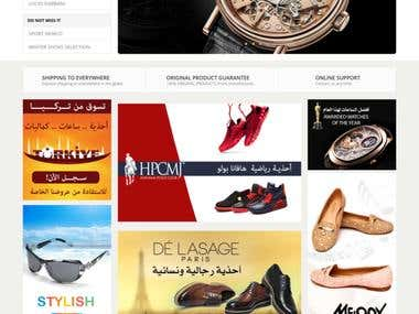 Lakcom.com - Online Store