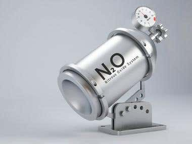 Nitrous Oxide System