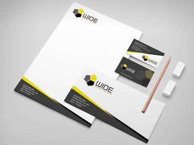 Wide Stationery