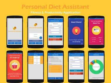 Personal Diet Assistant