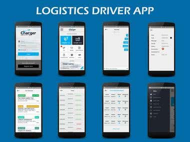 Driver App for Logistics Firm