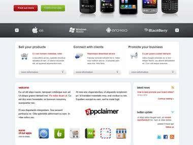 Apps Center