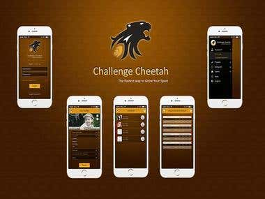 Challange cheetah