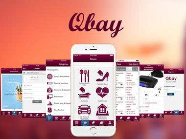 Make Buy & Sell Classified App -Qbay