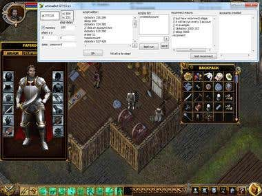 Ultima Online bot