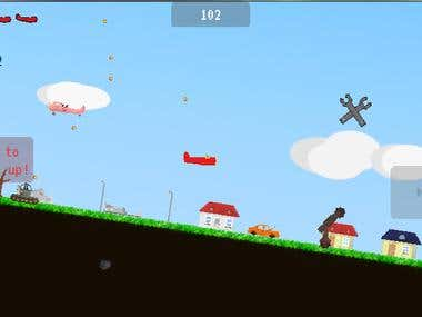 DogFightDog - mobile game