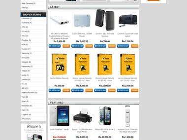 Screwdeal.com Opencart
