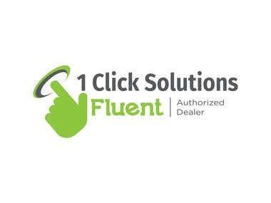 1 Click Solutions logo