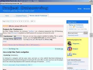 My WordPress site 1