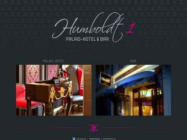 Hotel and Bar Website