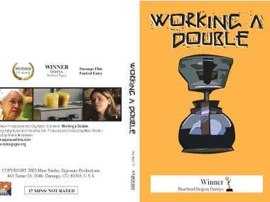 "DVD Cover ""Working a Double"""
