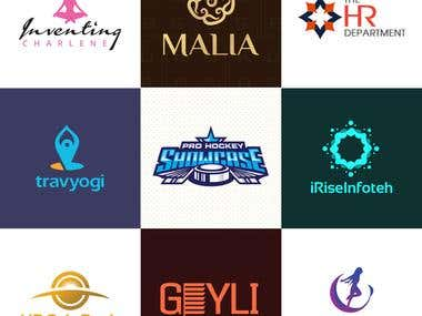 Logo Designs June 2016