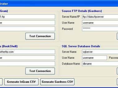 CSV Processor