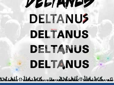 DELTANUS  Logo
