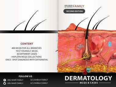 """""""Dermatology"""" Book Cover"""