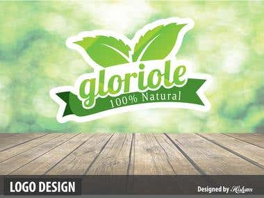 Logo design for Gloriole