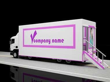 3D Van Design