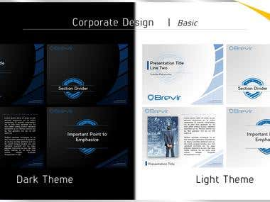 Slideshow (Dark-Light Themes)