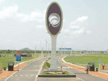 Infrastructure Area, Industrial corridor,