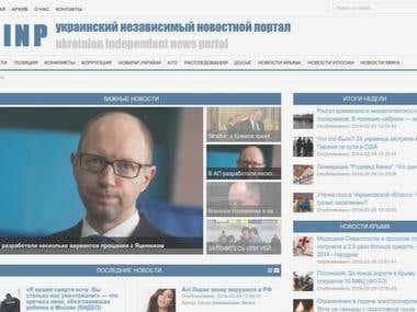 Laravel - News Portal