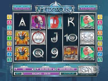 Metropolis Slot  Game