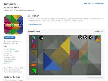 Tangrand (iOS/Android)