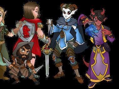 Fantasy Cast