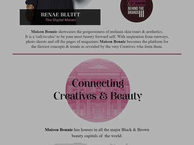 Maison Bonnie – Beauty Experts