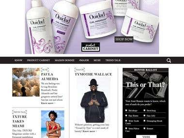 Love, Aunt Bonnie – Luxury Beauty Media Platform
