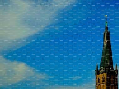 Photography: Church Spire