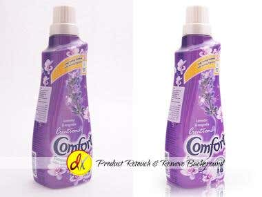 Product Retouch and Remove background