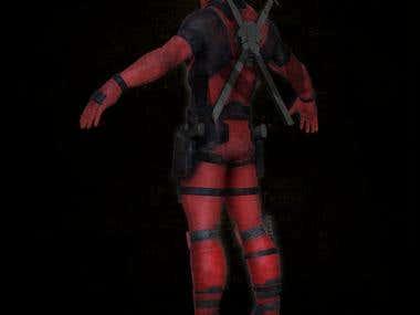 Deadpool character