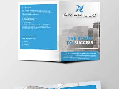 Amarillo EDC brochure