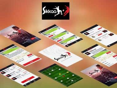 Sikka Football App